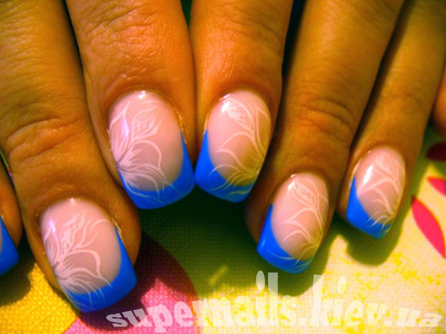 голубой фрэнч позняки