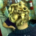 Укладка волос на Позняках