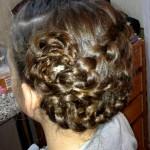 Прически для девочек, прически для подростков, сделать прическу на Позняках, парикмахер на дому Позняки